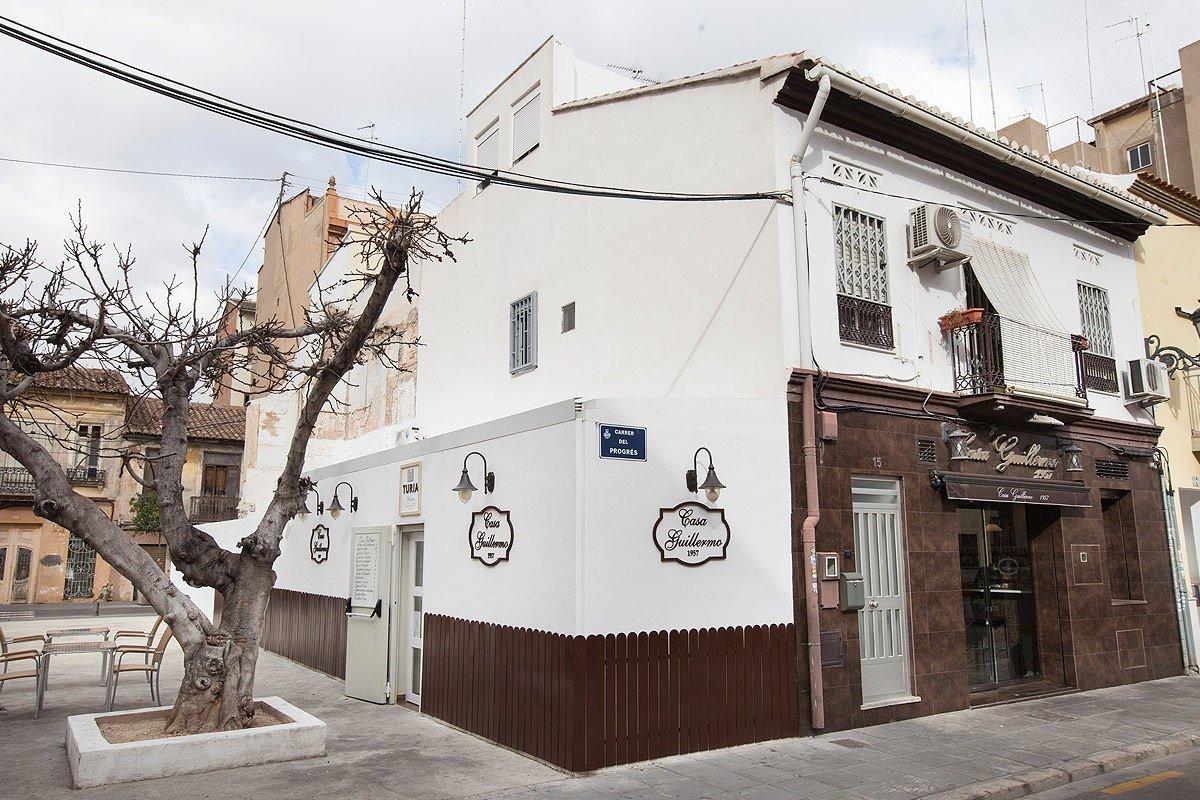 Casa Guillermo - Valencia