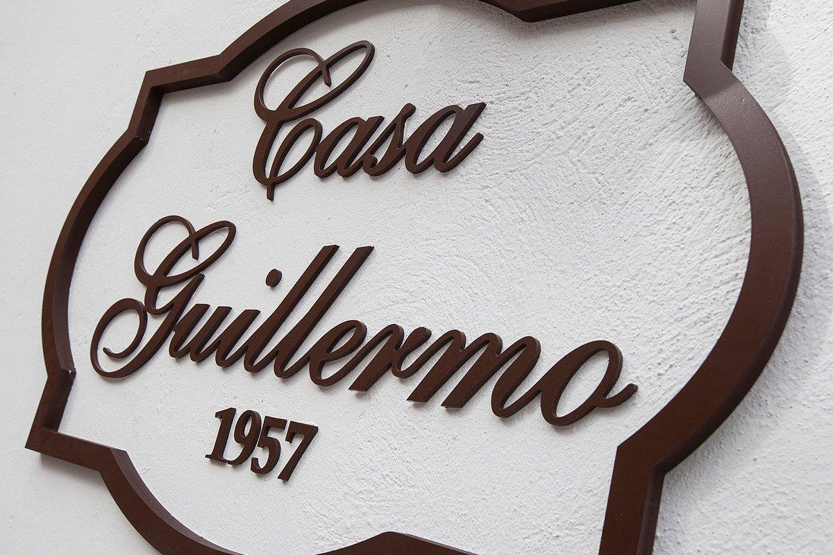 Logotipo de Casa Guillermo - Valencia